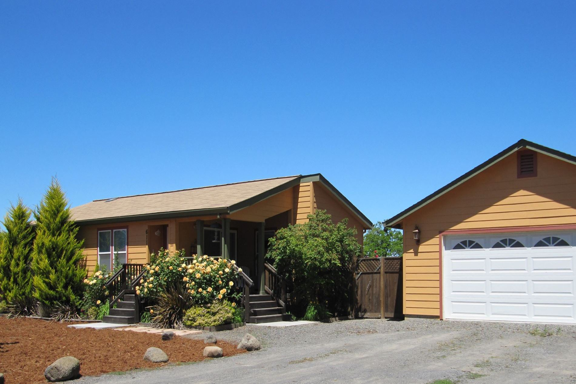 Hunter Lane Santa Rosa Horse Property