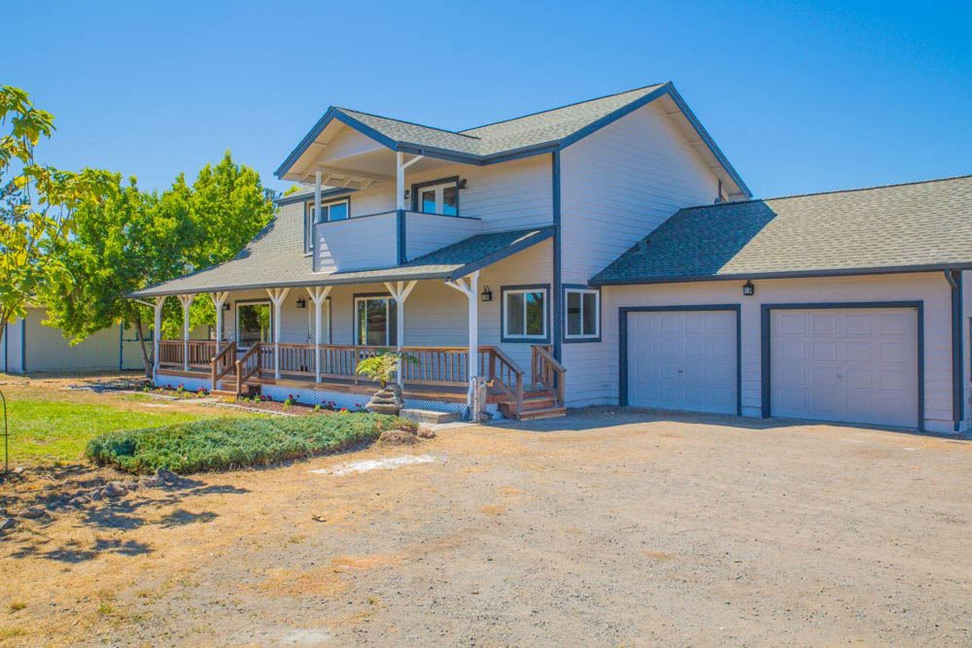 Primrose Avenue Santa Rosa Horse Property