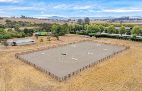 1077 Jacobsen Lane Petaluma Horse Property