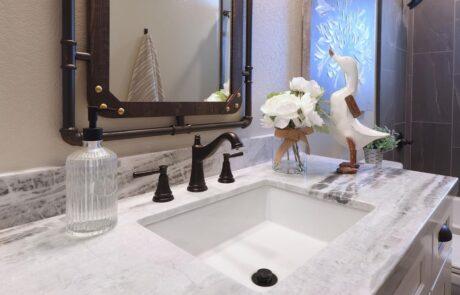 1814 Wood Road Fulton Horse Property Bathroom 2 Vanity