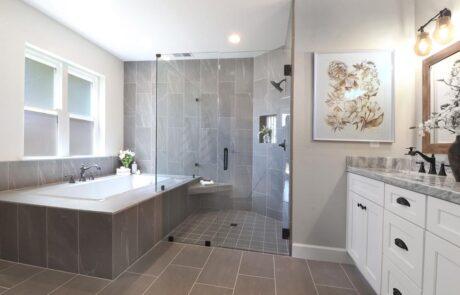 1814 Wood Road Fulton Horse Property Master Bathroom